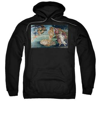 The Birth Of Venus Sweatshirt