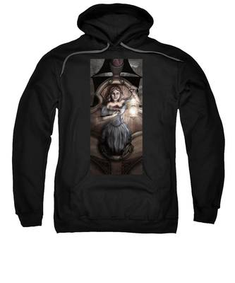 Bow Maiden Sweatshirt