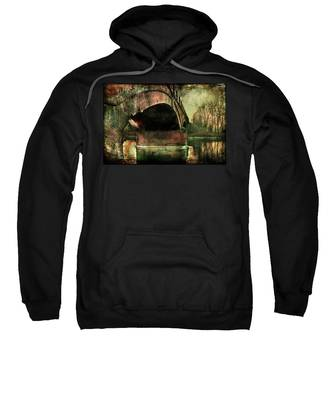Bridge Over The Canal Sweatshirt