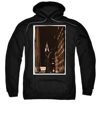 Chrysler Building Sweatshirt