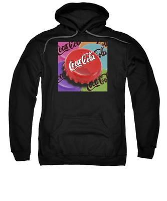 Coca-cola Cap Sweatshirt