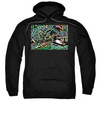 Computer Parts Sweatshirt