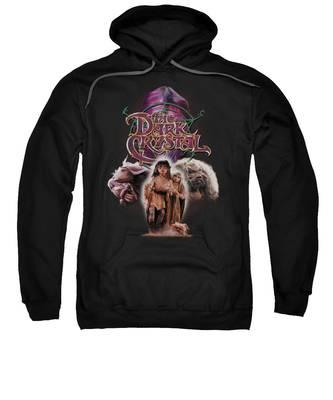 Crystal Hooded Sweatshirts T-Shirts