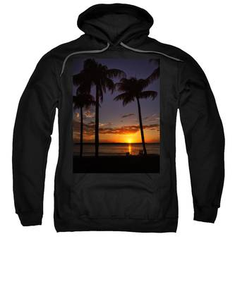 Sanibel Island Sunset Sweatshirt