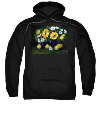 Sun Flowers Sweatshirt