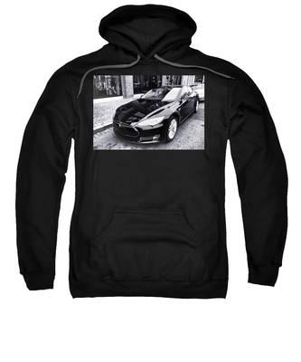 Tesla Model S Sweatshirt