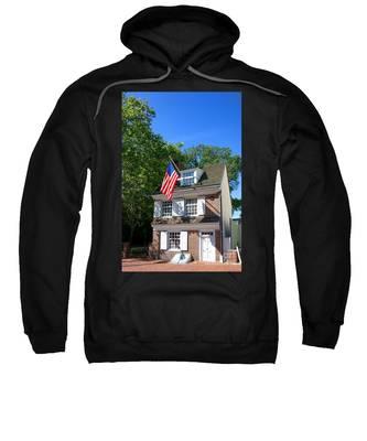 The Betsy Ross House Sweatshirt