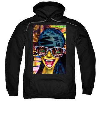 The New York City Tourist Sweatshirt