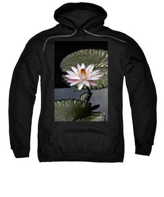 Tropical Floral Elegance Sweatshirt