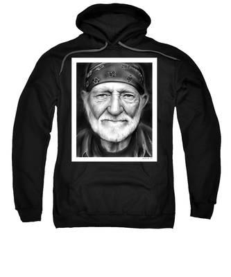 Willie Nelson Sweatshirt