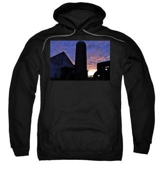 Barnyard Sunrise IIi Sweatshirt