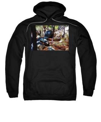 Incinerator Ridge Fractal Sweatshirt