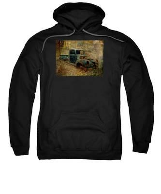 Resurrection Vintage Truck Sweatshirt