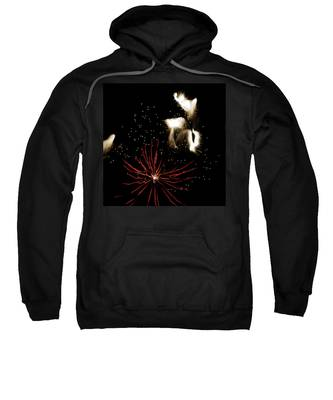 Abstract Fireworks IIi Sweatshirt