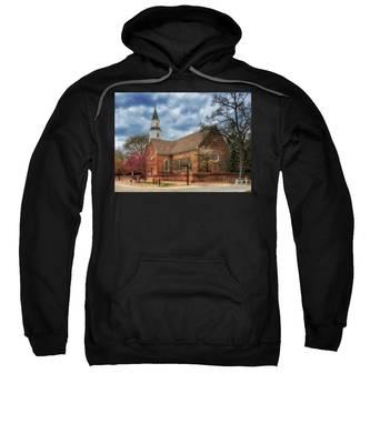 Bruton Parish Church Sweatshirt