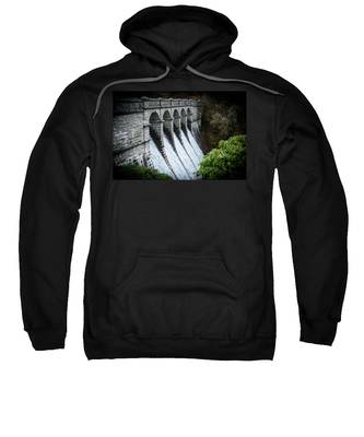 Burrator Reservoir Dam Sweatshirt
