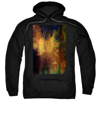 Castle View Planet Pixel Sweatshirt