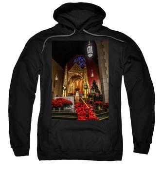 Catholic Christmas Sweatshirt