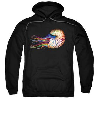 Nautilus Hooded Sweatshirts T-Shirts