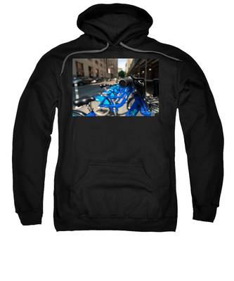 Citibike Handle Manhattan Color Sweatshirt