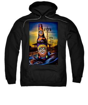 Coney Island Beer Sweatshirt