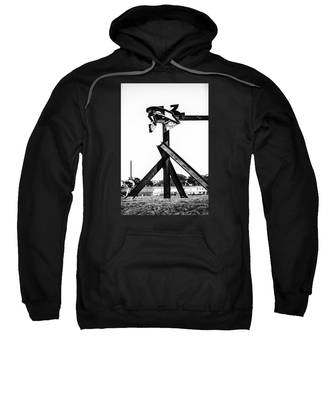 Crissy Field Iron Scuplure Sweatshirt