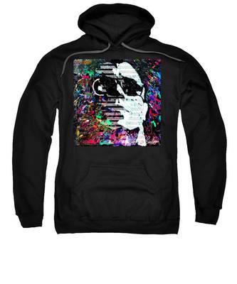 digital Lou Reed Sweatshirt