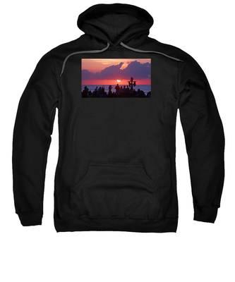Easter Sunrise Beach Service Sweatshirt