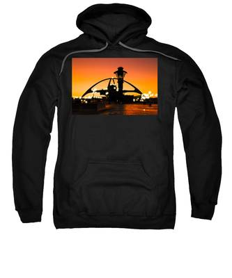 Encounters Lax With Light Sweatshirt