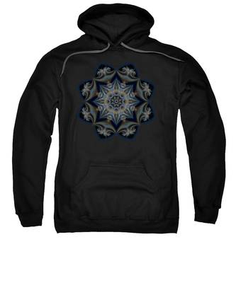 Floral Mandala Sweatshirt