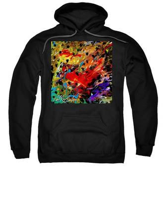 Friends Of The Praying Mantise Sweatshirt