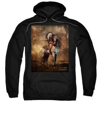 Great Spirit Chief Sweatshirt