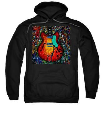 Guitar Scene Sweatshirt