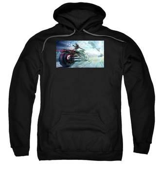 Holy Crap That Is Fast. Sweatshirt