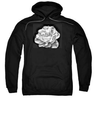 Midnight Rose Sweatshirt