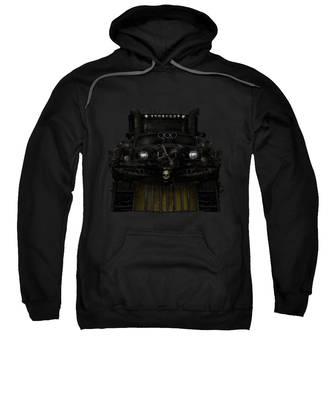 Midnight Run Sweatshirt