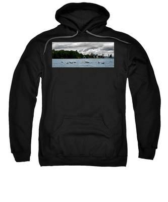 Moose Beach Point Sweatshirt