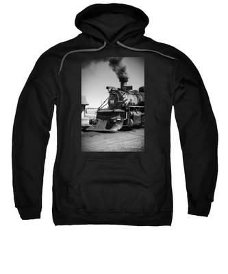 No. 489 Engine Sweatshirt