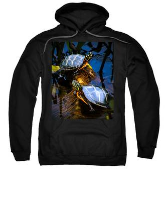 Passing The Day With A Friend Sweatshirt