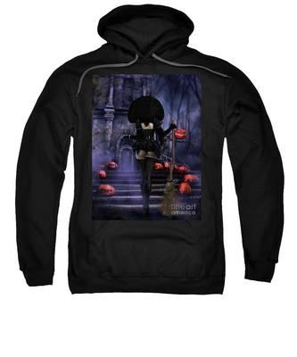 Ready Boys Halloween Witch Sweatshirt