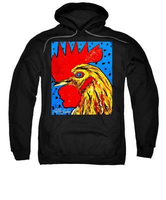 San Antonio Rooster Sweatshirt