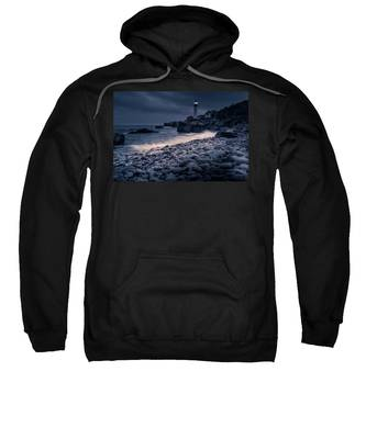 Stormy Lighthouse 2 Sweatshirt