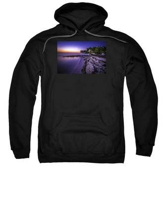 End Of The Beach Sweatshirt