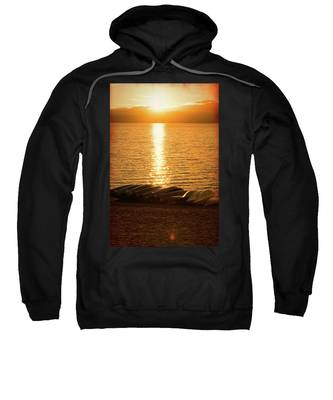 Sunset On Quinault Sweatshirt