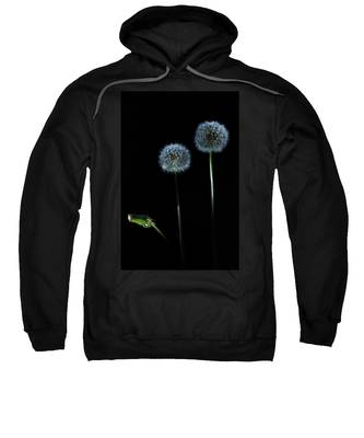 The Darkness Can't Hide You Sweatshirt