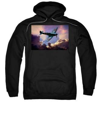 The Supermarine Spitfire Sweatshirt