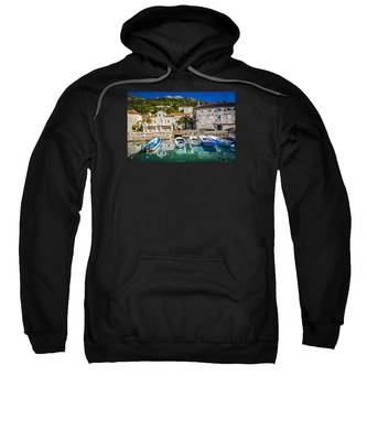 The Waiting Boats Sweatshirt