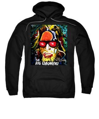 tribute to THE BIG LEBOWSKI Sweatshirt