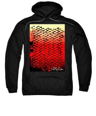 Vibrational Bricks Sweatshirt