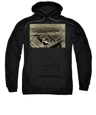 Vintage 1958 Chris Craft Utility Boat Sweatshirt
